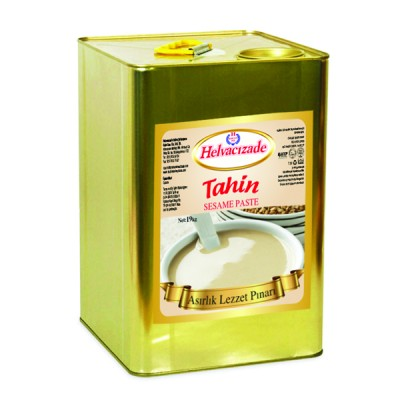 19 KG Teneke Tahin